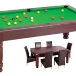 Supreme propose une grande variété de tables de billard