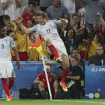 joie - but Eric Dier of England