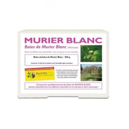les baies de mûrier blanc pour l'équilibre acido basique